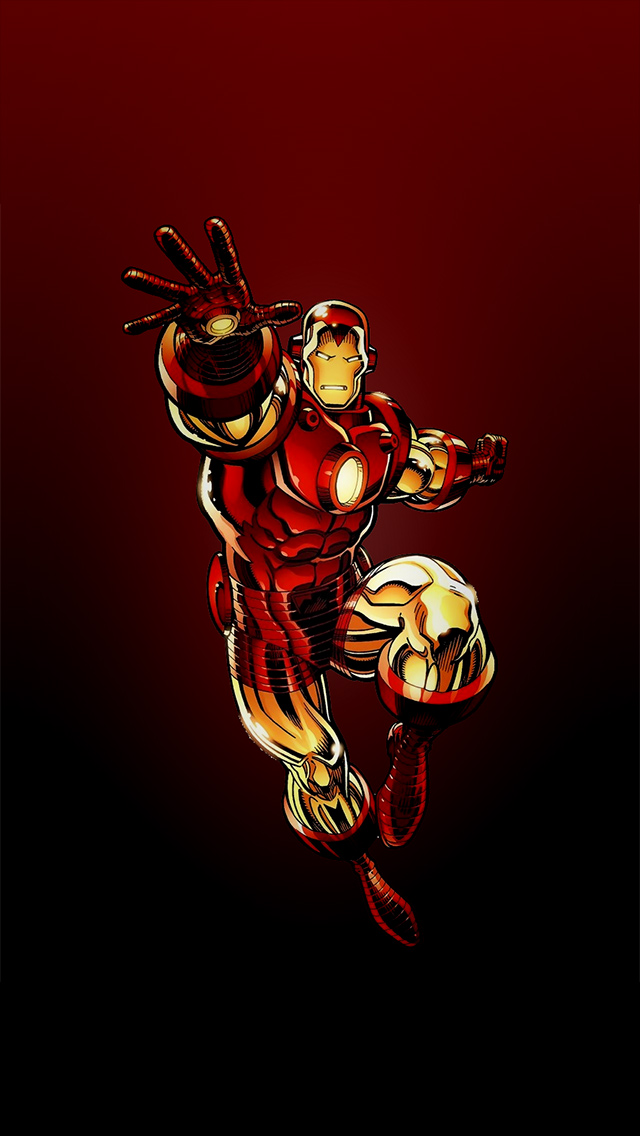 Download cartoon iron man wallpaper gallery - Iron man wallpaper anime ...