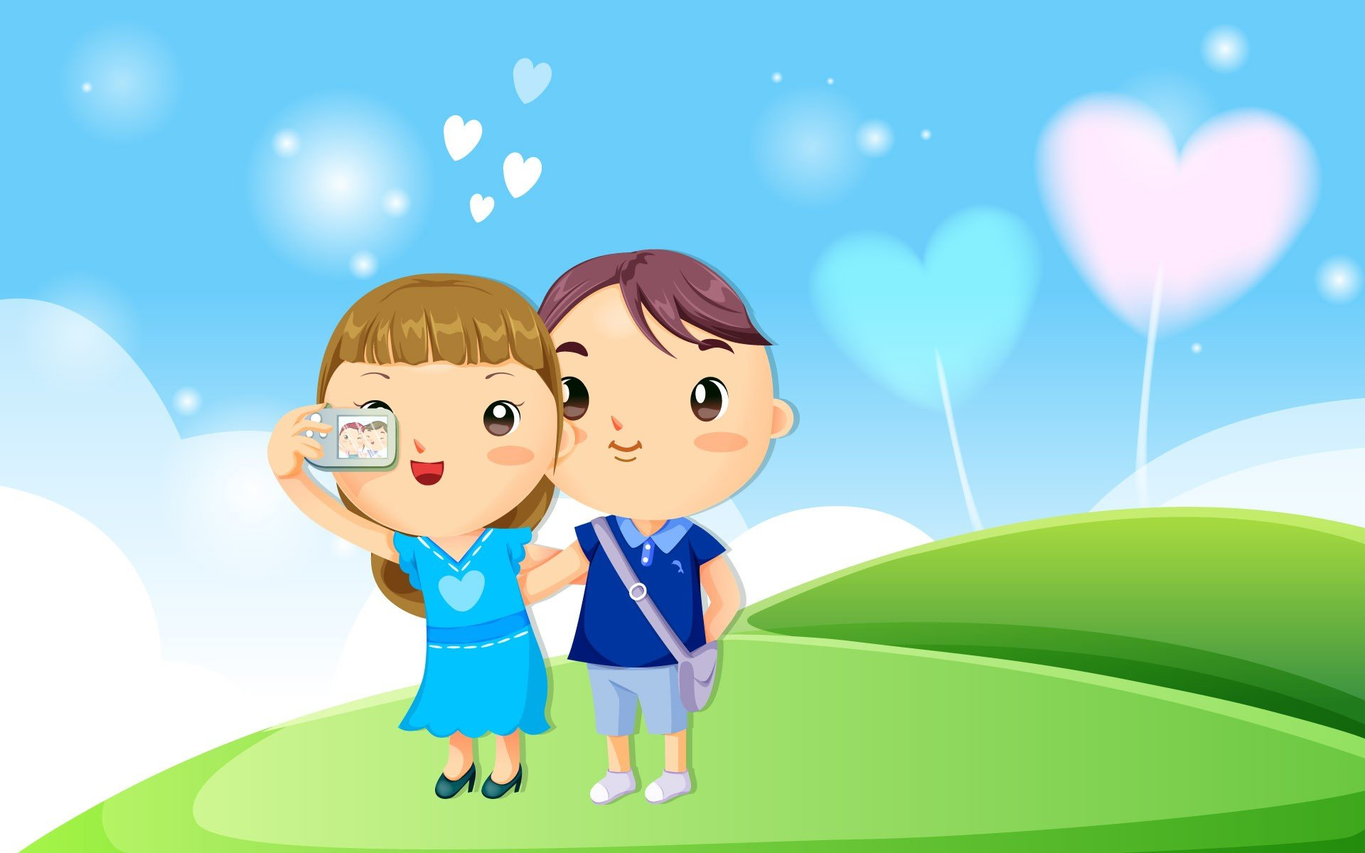 Download cartoon love hd wallpapers gallery - Love cartoon hd ...