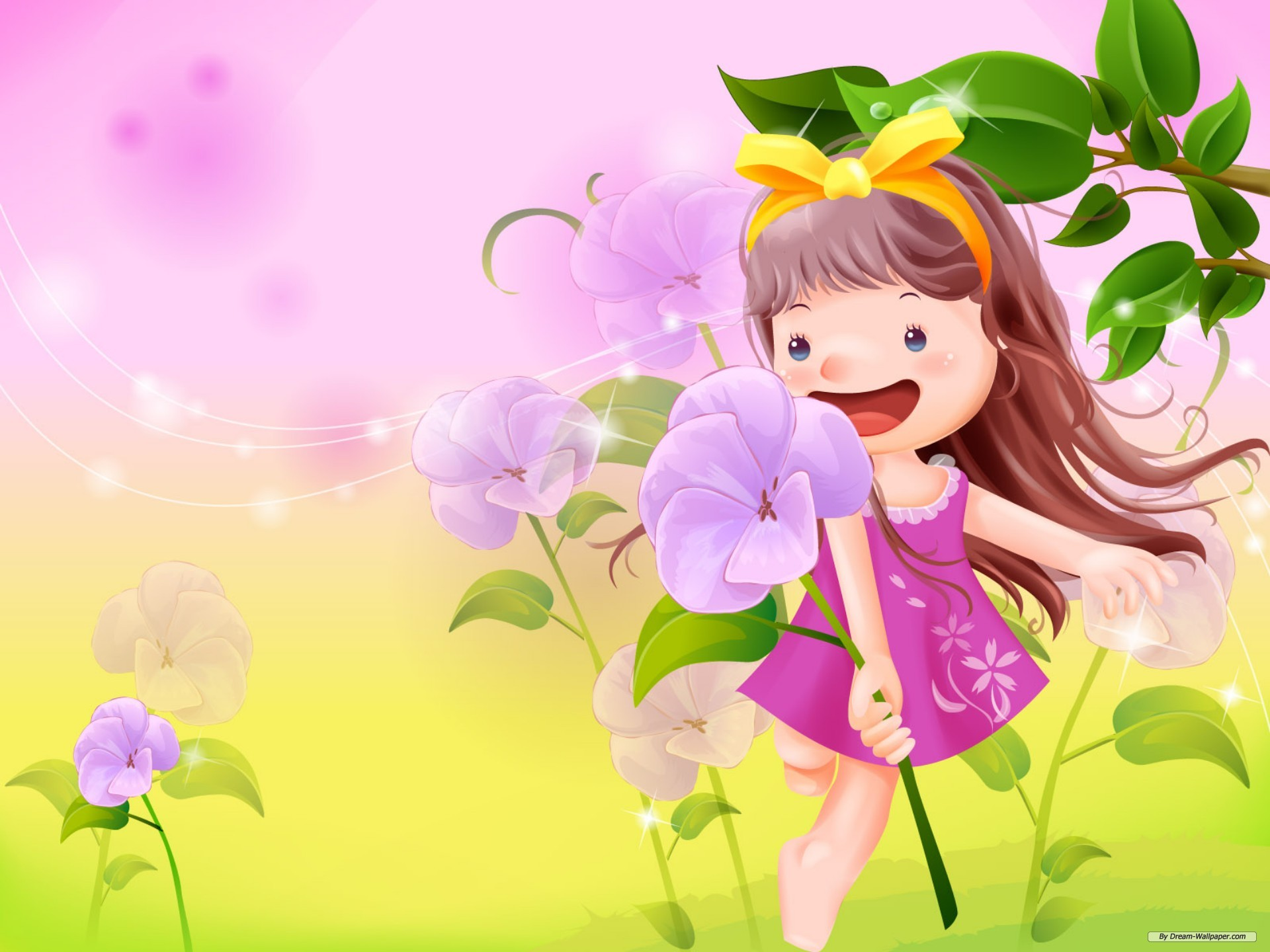 Cartoon Pictures For Wallpapers