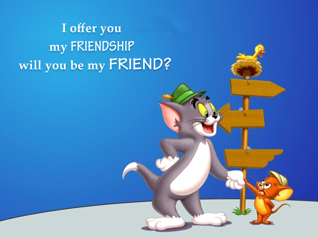 Cartoon Quotes Wallpaper