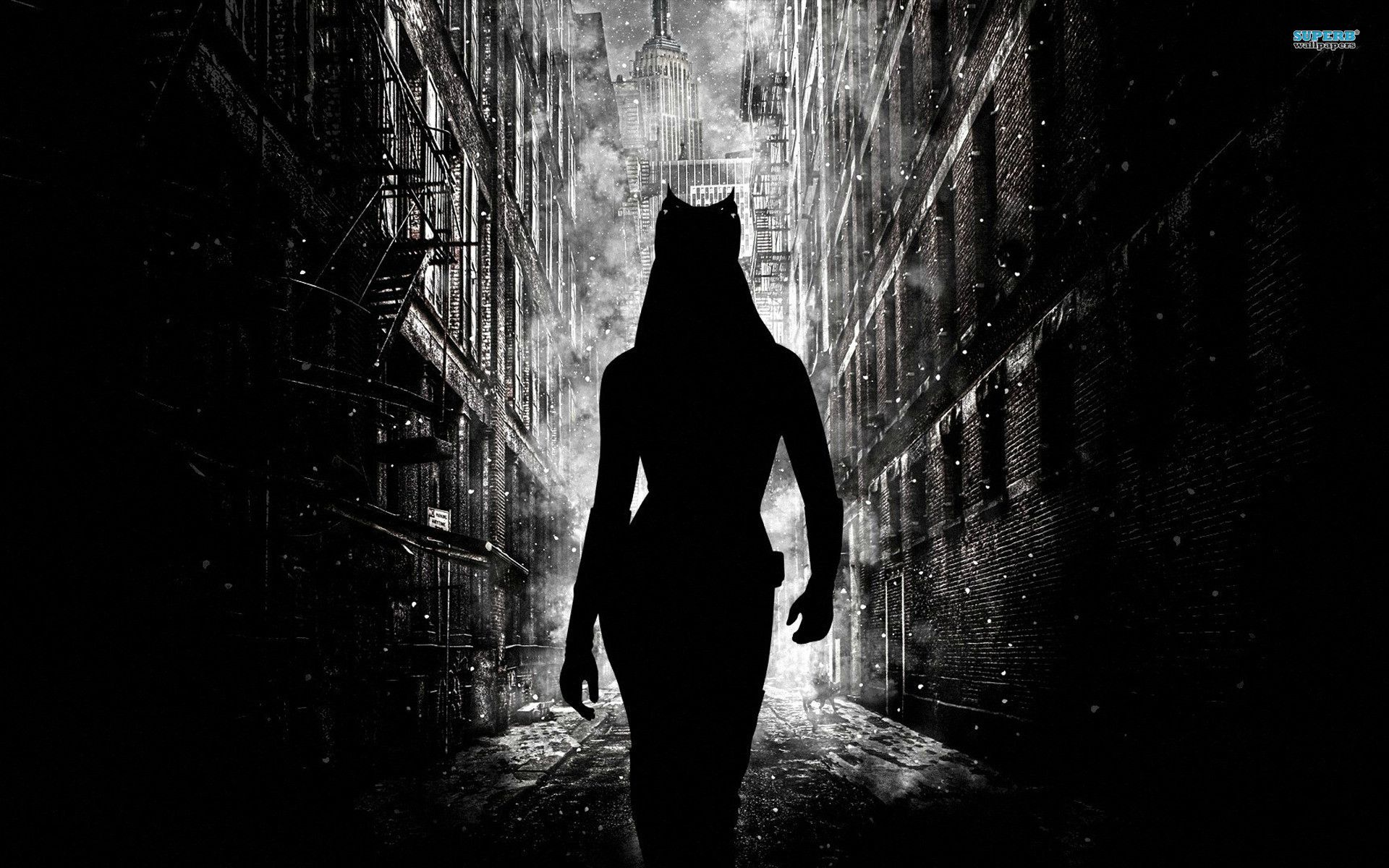 Cat Women Wallpaper