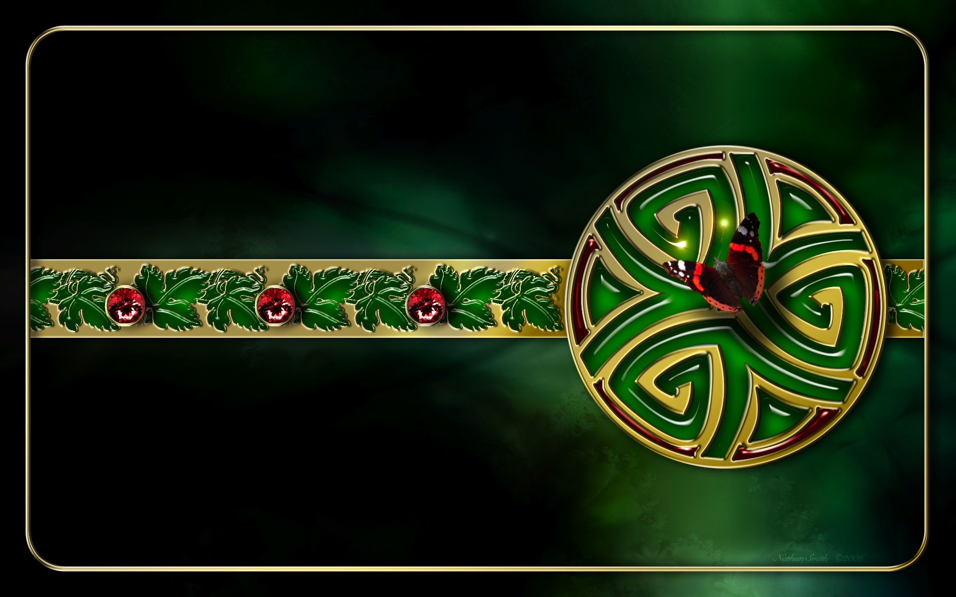 Celtic Art Wallpaper