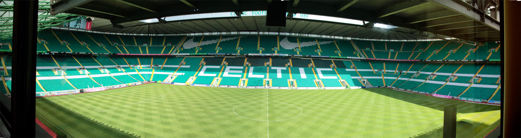 Celtic Park Wallpaper