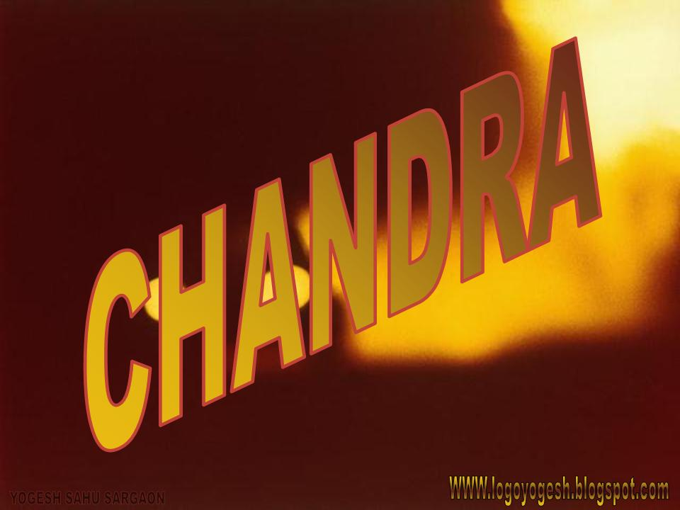 Download Chandra Name Wallpaper Gallery