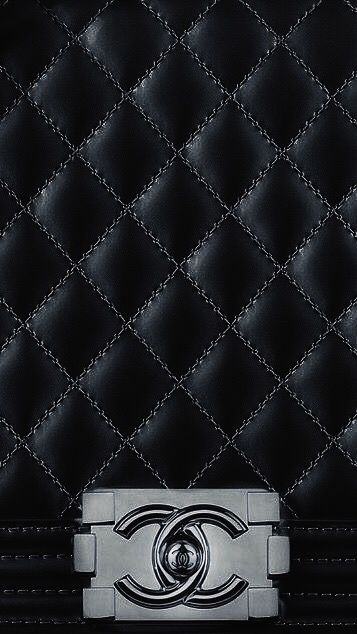 Download Chanel Black Wallpaper Gallery
