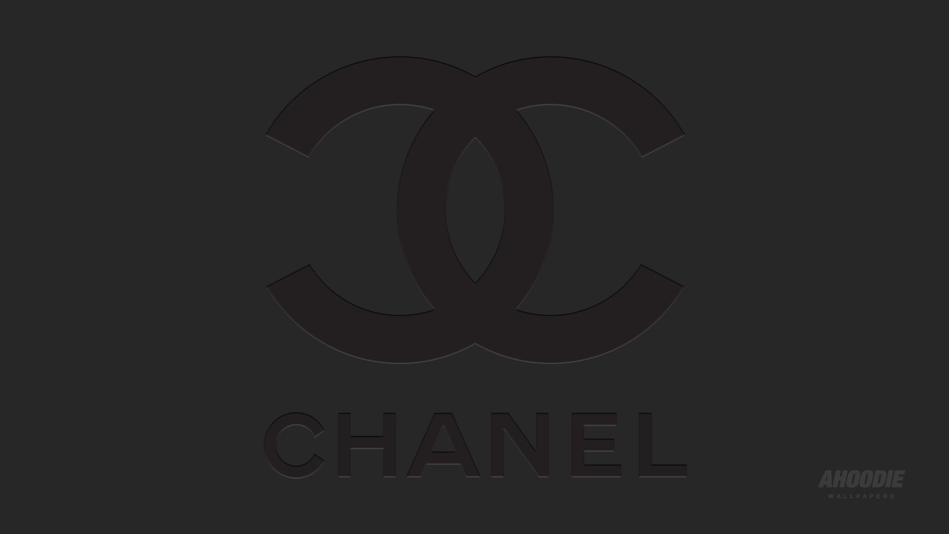 50 Cliparts Black And White Chanel Background Clipart