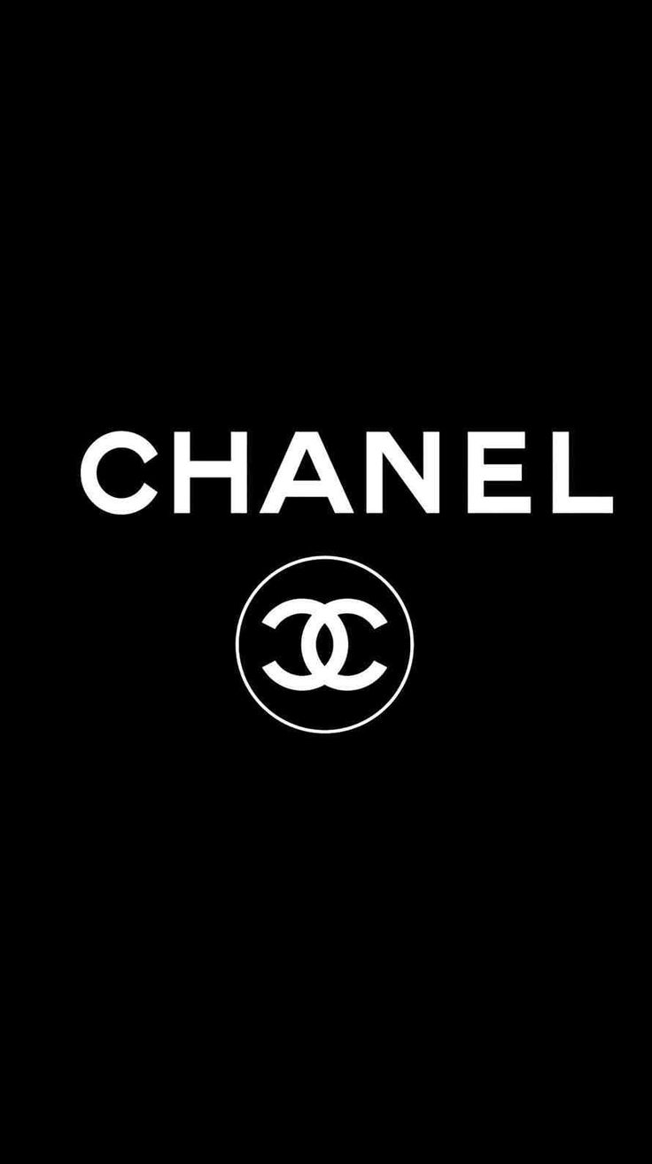Chanel Black Wallpaper