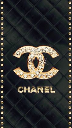 Chanel Gold Wallpaper