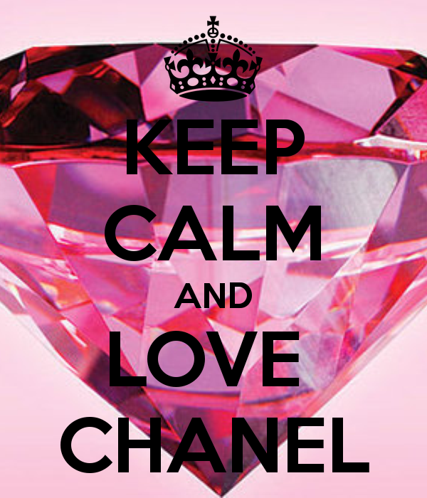 download chanel logo wallpaper pink gallery