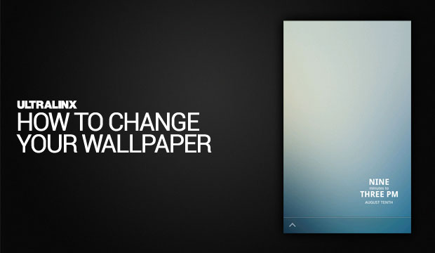 Change Wallpaper Android Tablet