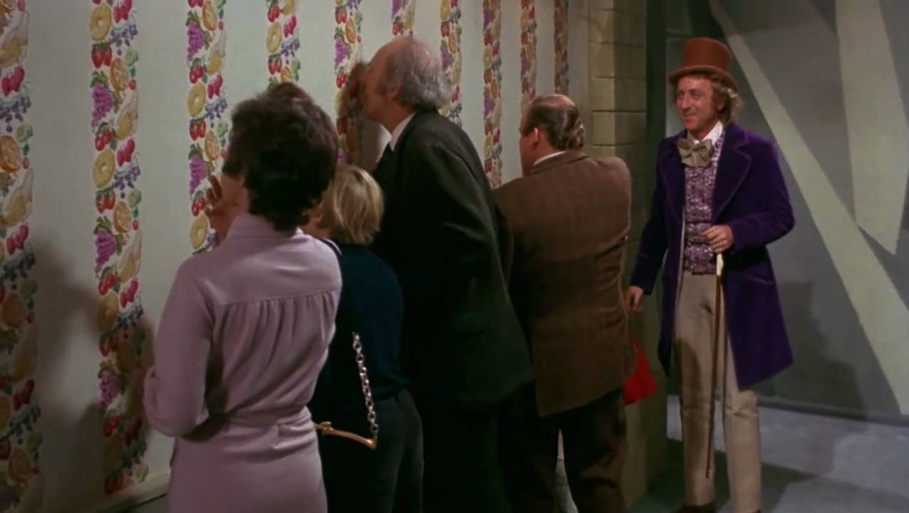 Download Charlie And The Chocolate Factory Lickable