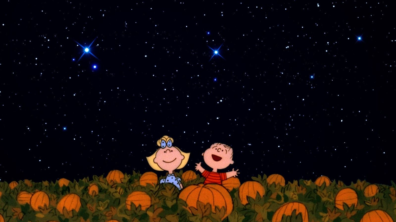 Charlie Brown Great Pumpkin Wallpaper