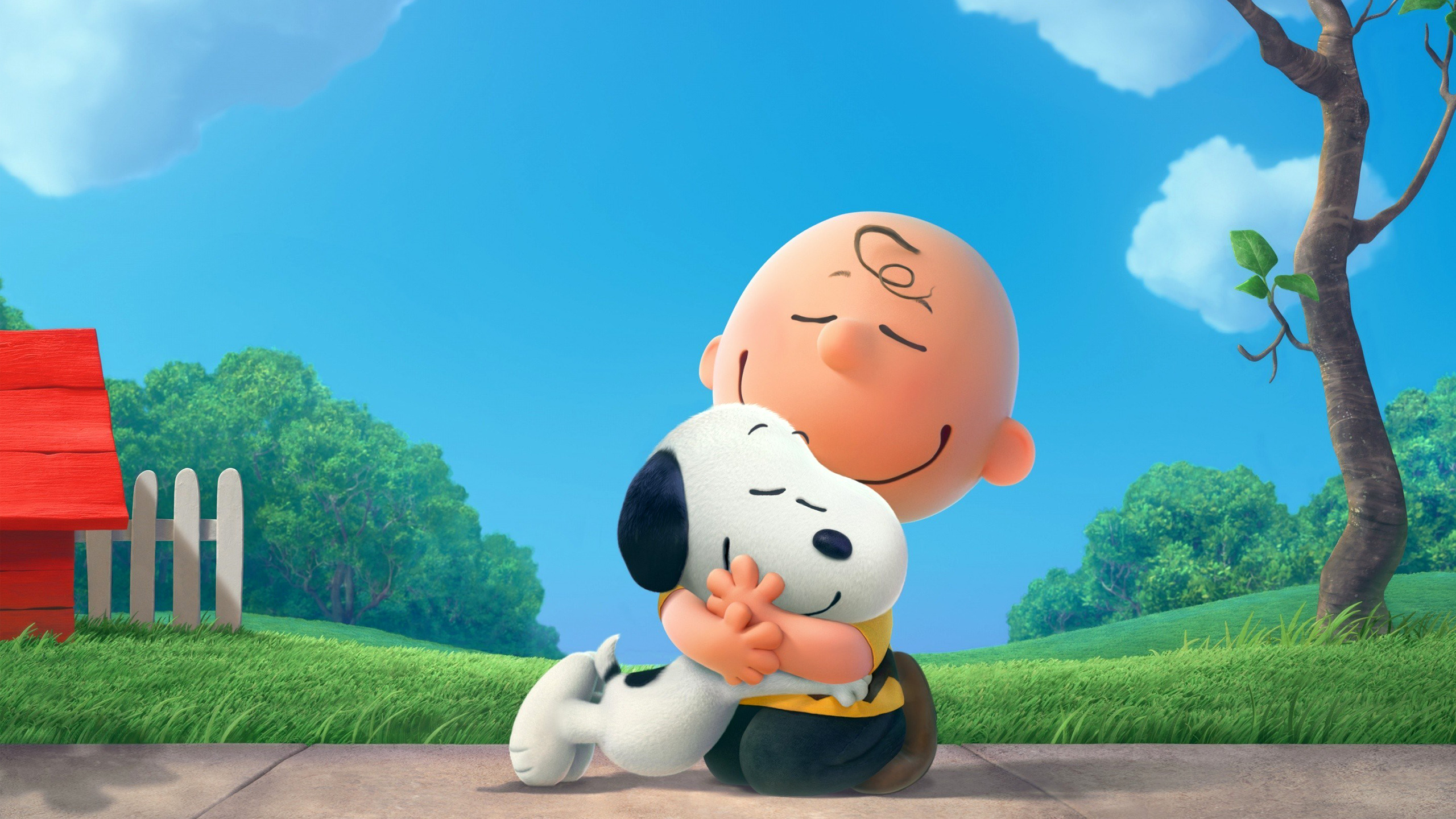 Charlie Brown HD Wallpaper