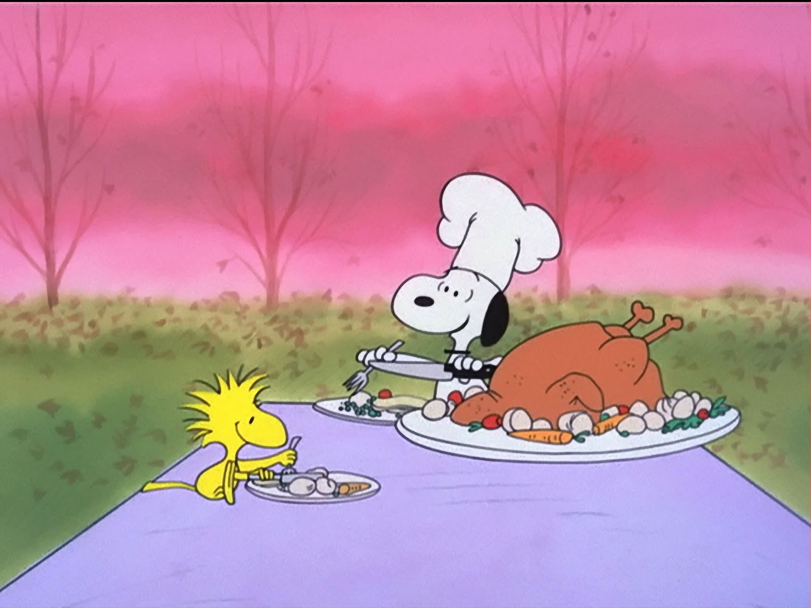 Download Charlie Brown Thanksgiving Wallpaper Gallery