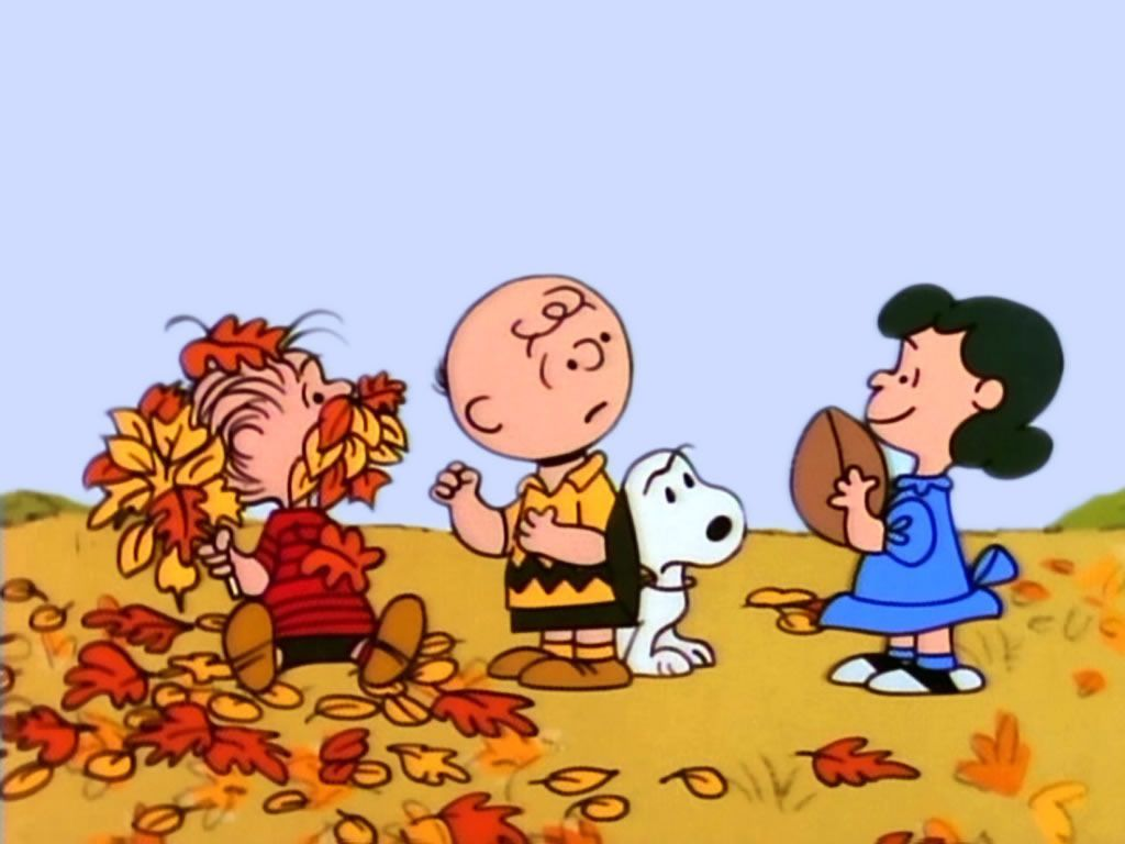 Charlie Brown Thanksgiving Wallpapers