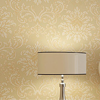 Cheap Yellow Wallpaper