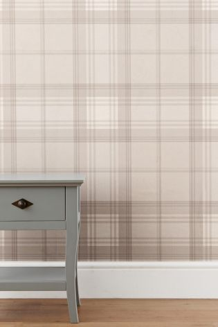Checked Wallpaper Uk