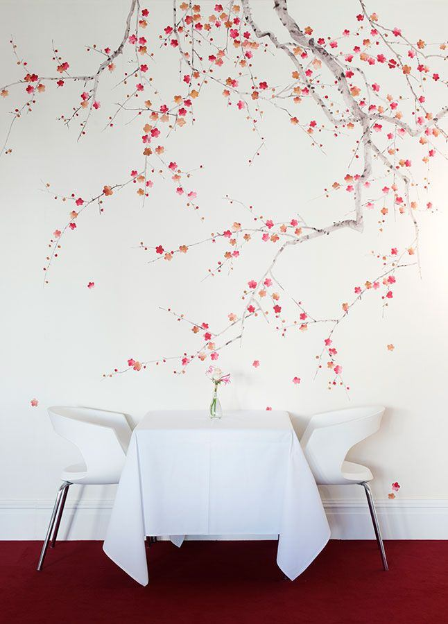 Cherry Blossom Wallpaper For Walls