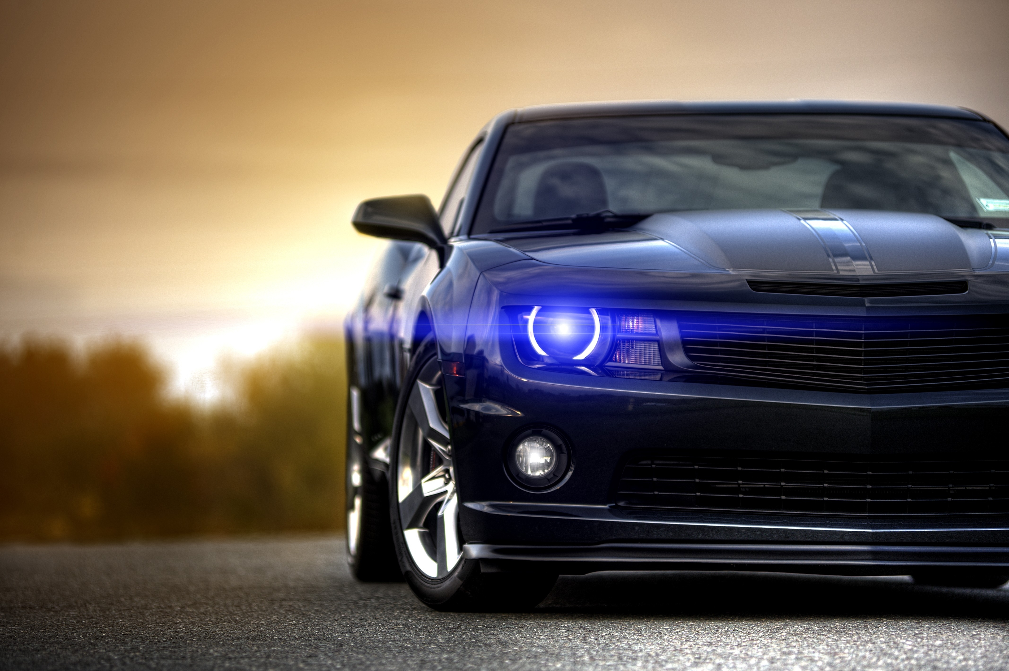 Chevrolet Camaro Full HD Wallpaper