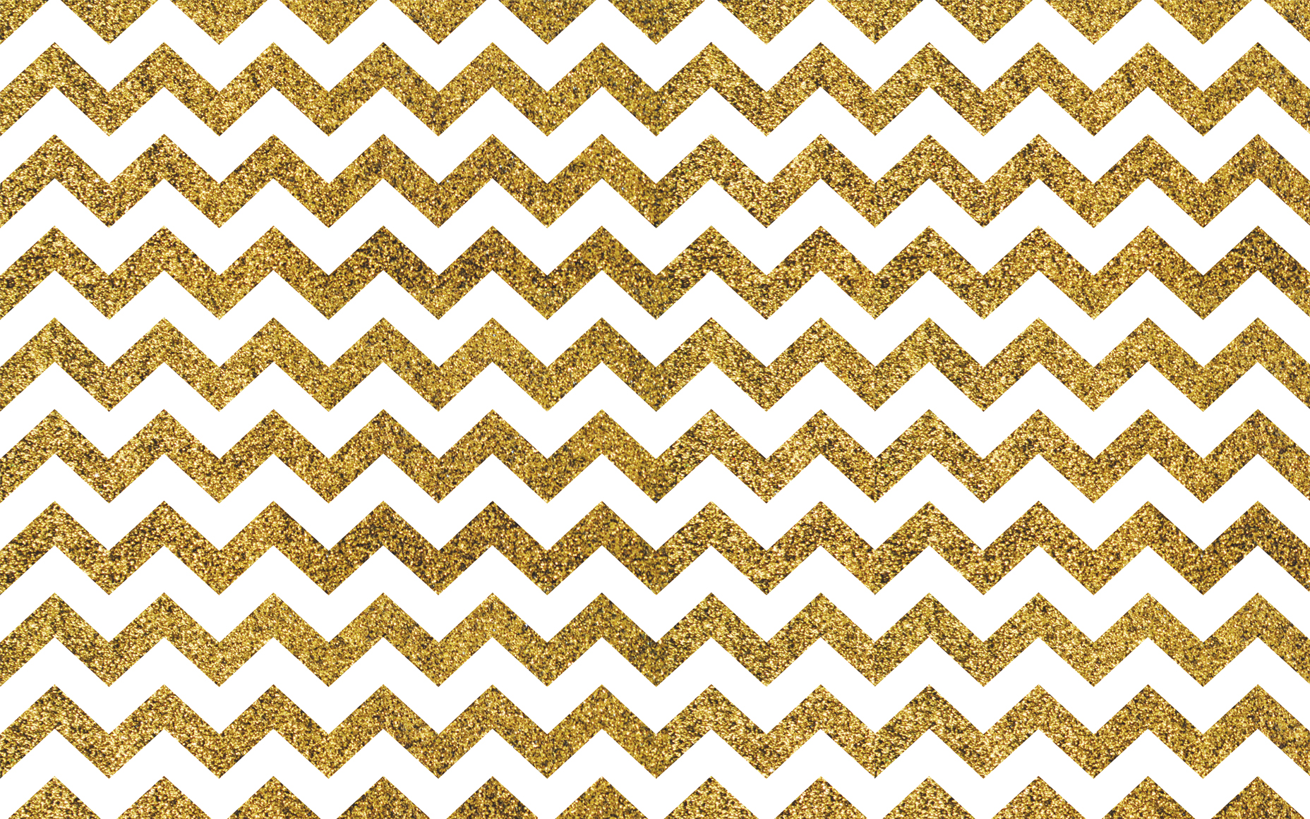 Chevron Gold Wallpaper
