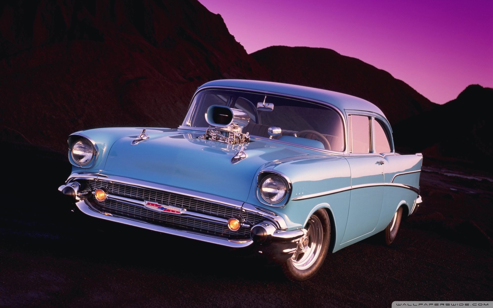 Chevy Bel Air Wallpaper