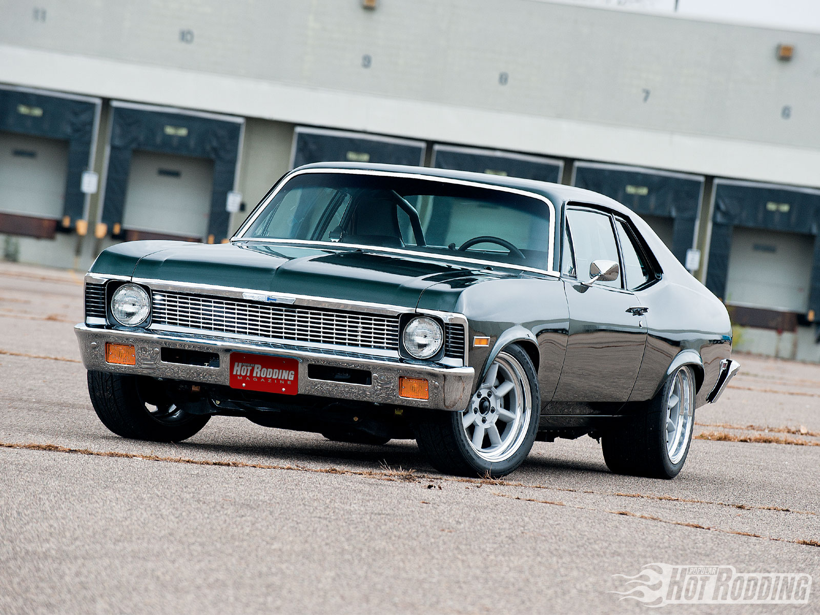 Chevy Nova Wallpapers