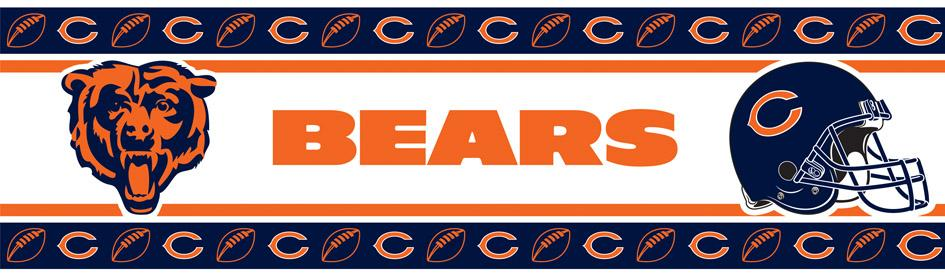 Chicago Bears Border Wallpaper