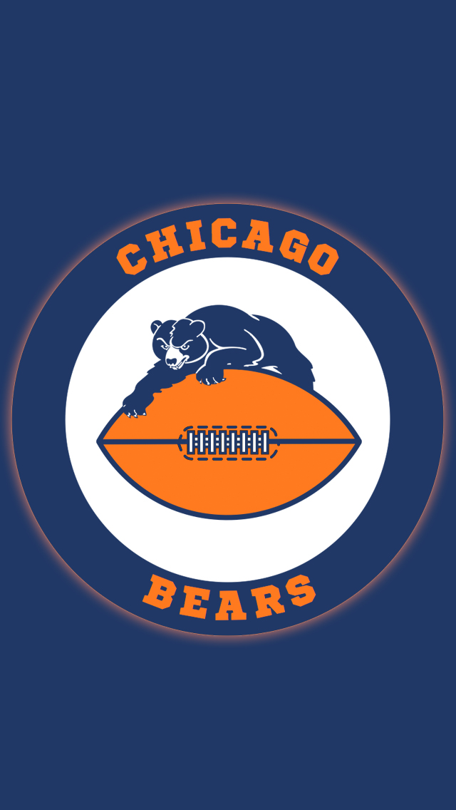 Chicago Bears Iphone Wallpaper