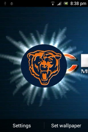 Chicago Bears Live Wallpaper