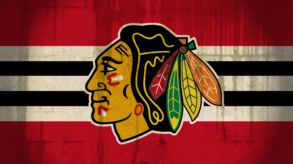 Chicago Blackhawks Desktop Wallpaper