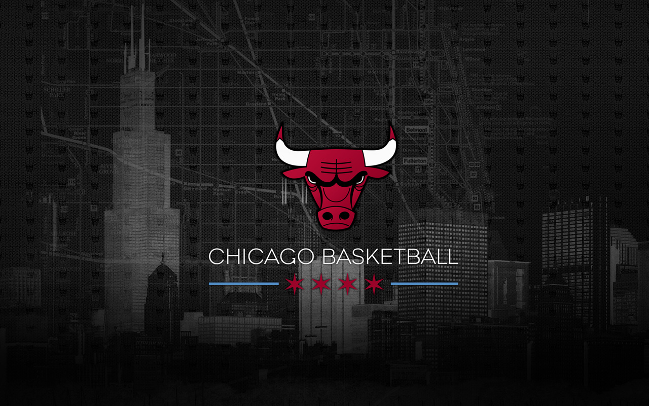 Chicago Bulls Basketball Wallpaper