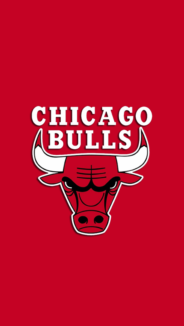 Chicago Bulls Wallpaper Iphone