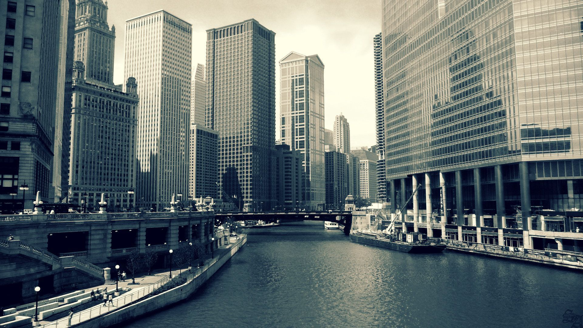 Chicago Wallpaper 1920x1080