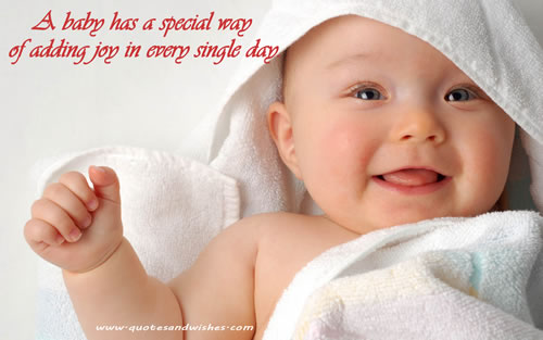 Good Morning Quotes With Baby Pics Archidev