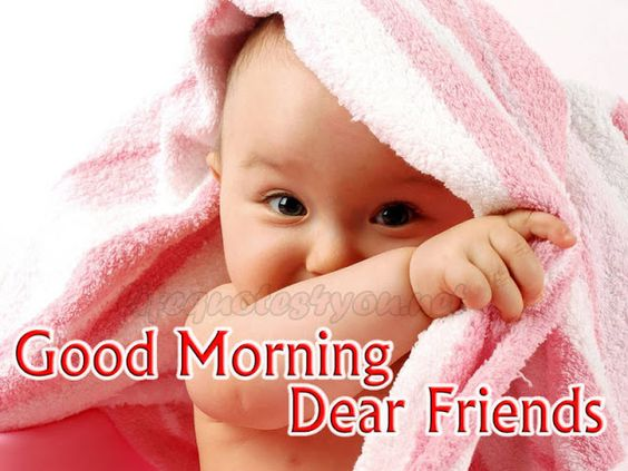 Download Child Good Morning Wallpaper Gallery