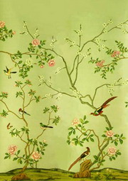 Chinese Silk Wallpaper Uk