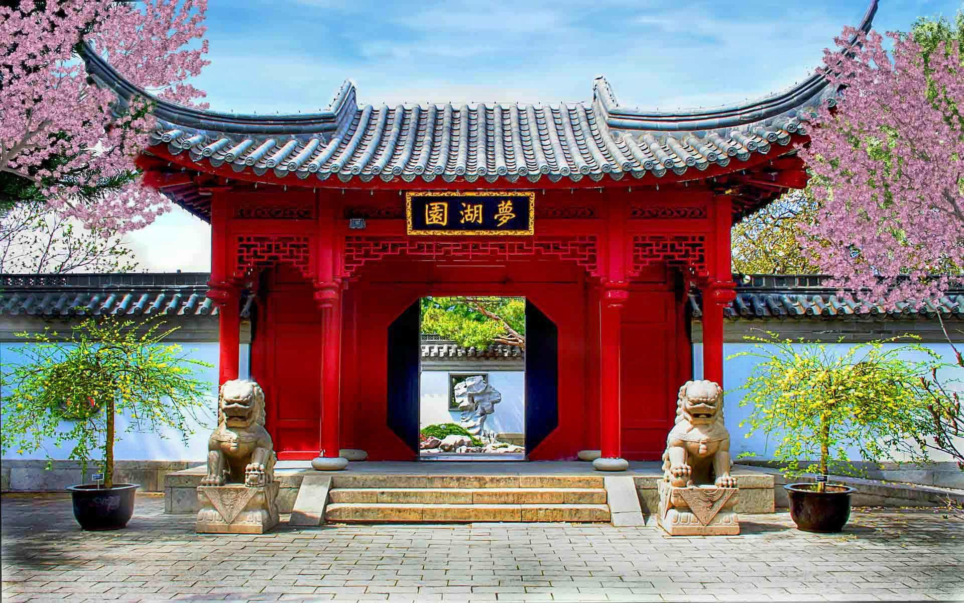 Download Chinese Temple Wallpaper Gallery