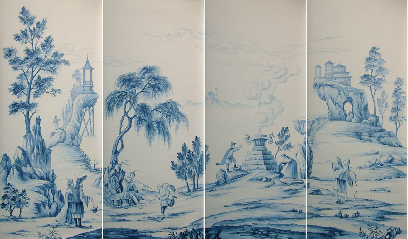 Download Chinoiserie Wallpaper Australia Gallery