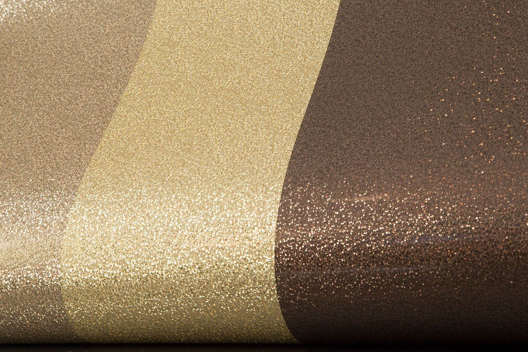 Chocolate And Gold Wallpaper