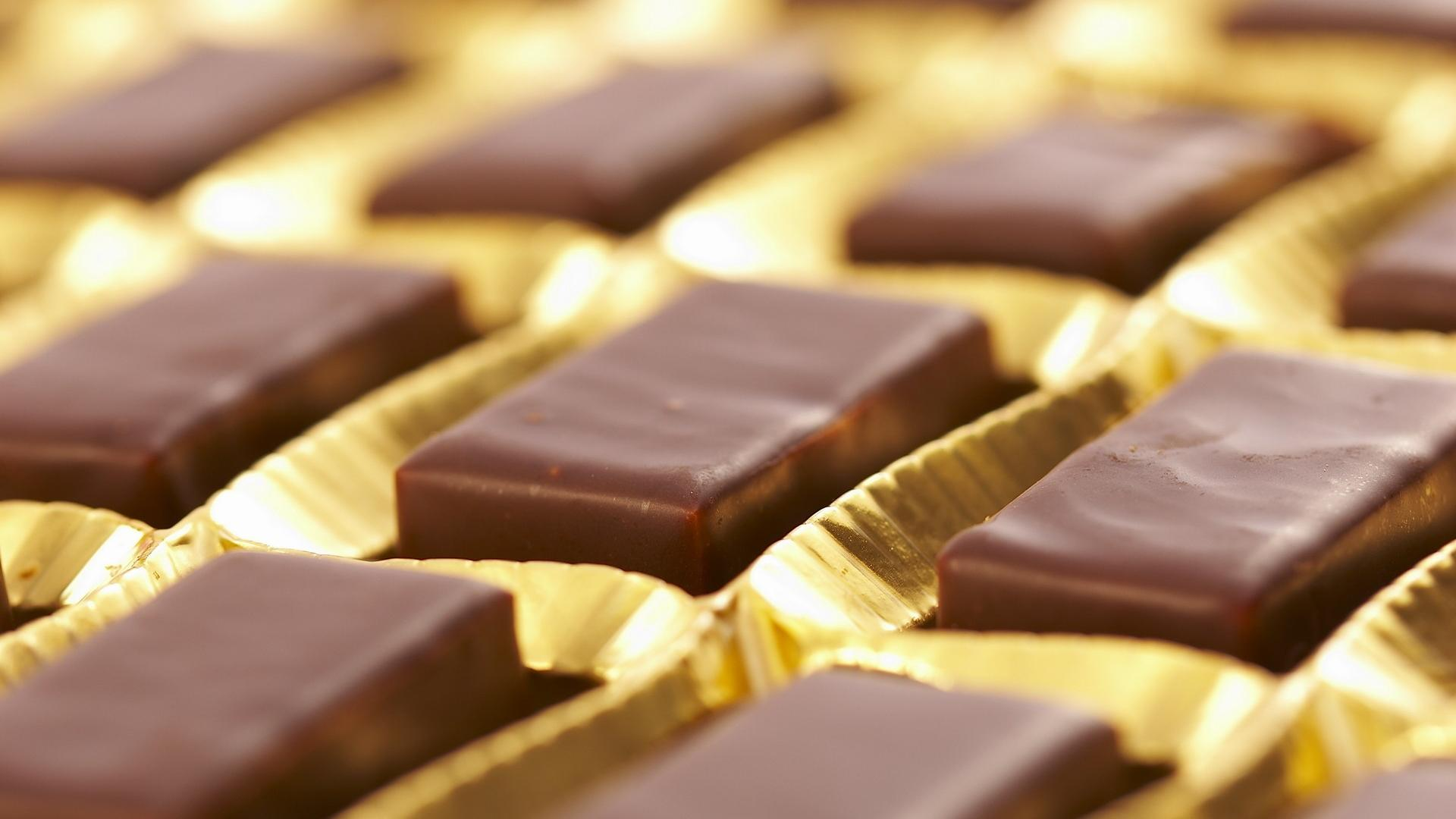 Chocolate Candy Wallpaper