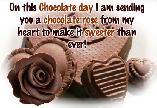 Chocolate Day Special Wallpapers