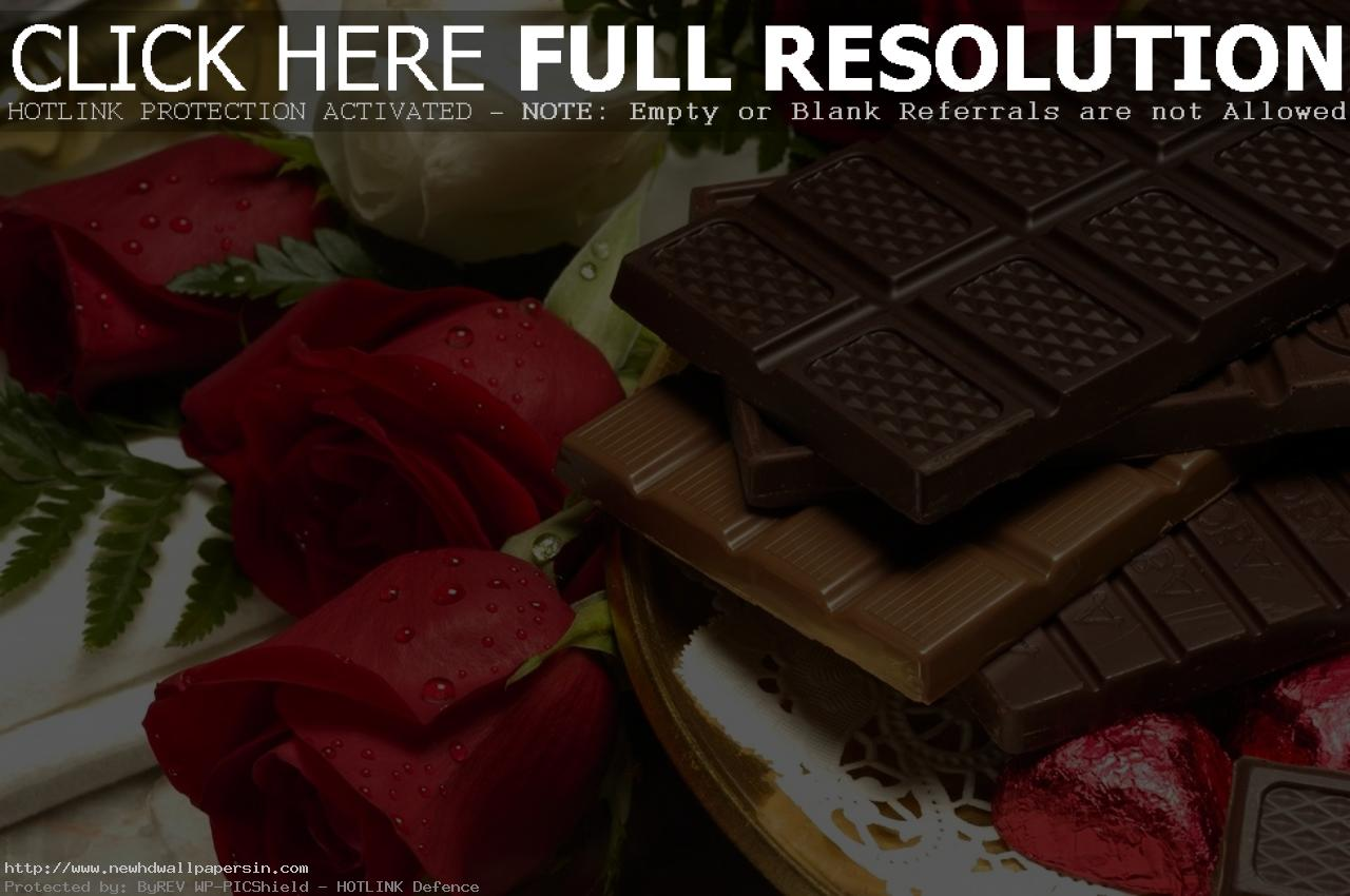 Chocolate HD Wallpaper Free Download