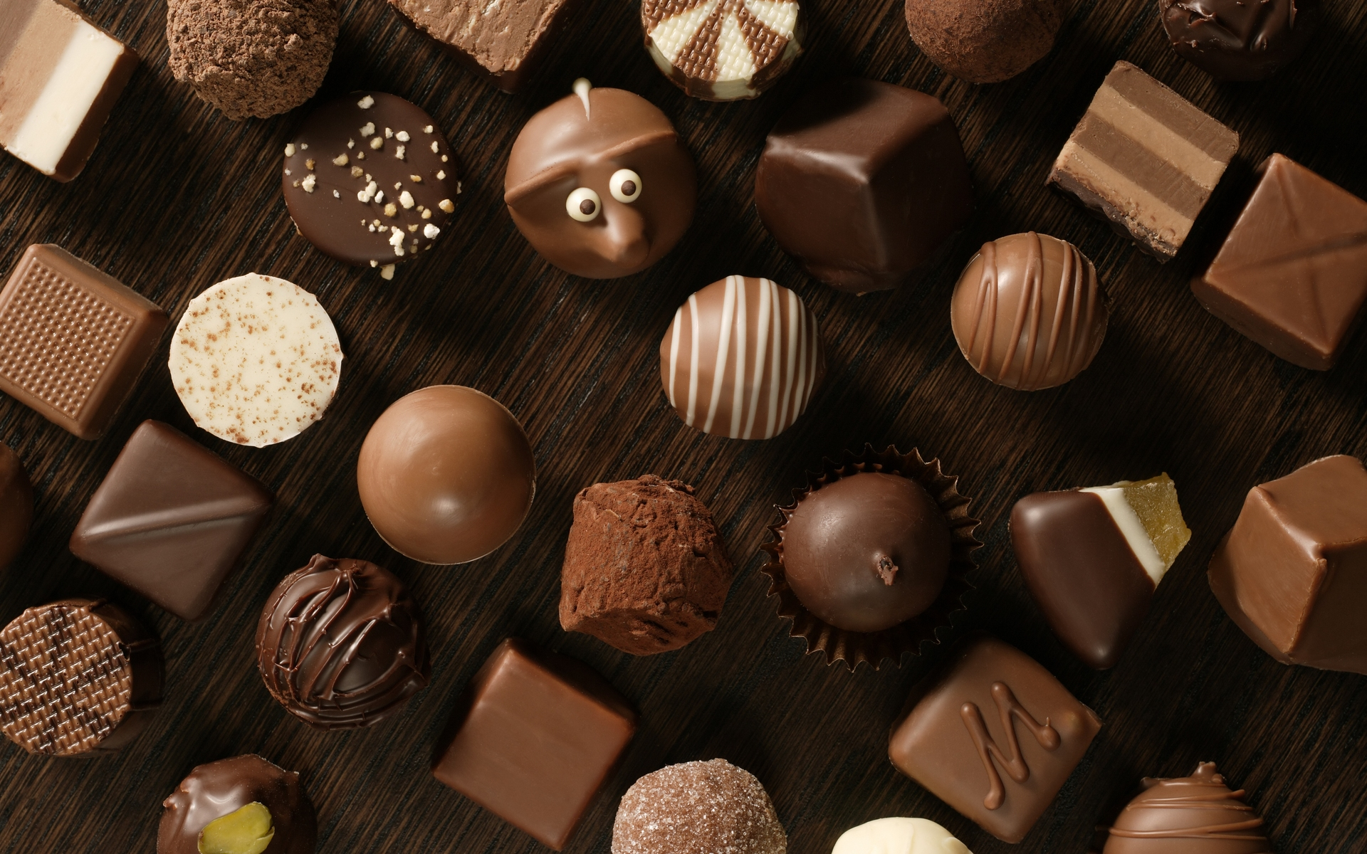 Chocolates Wallpapers