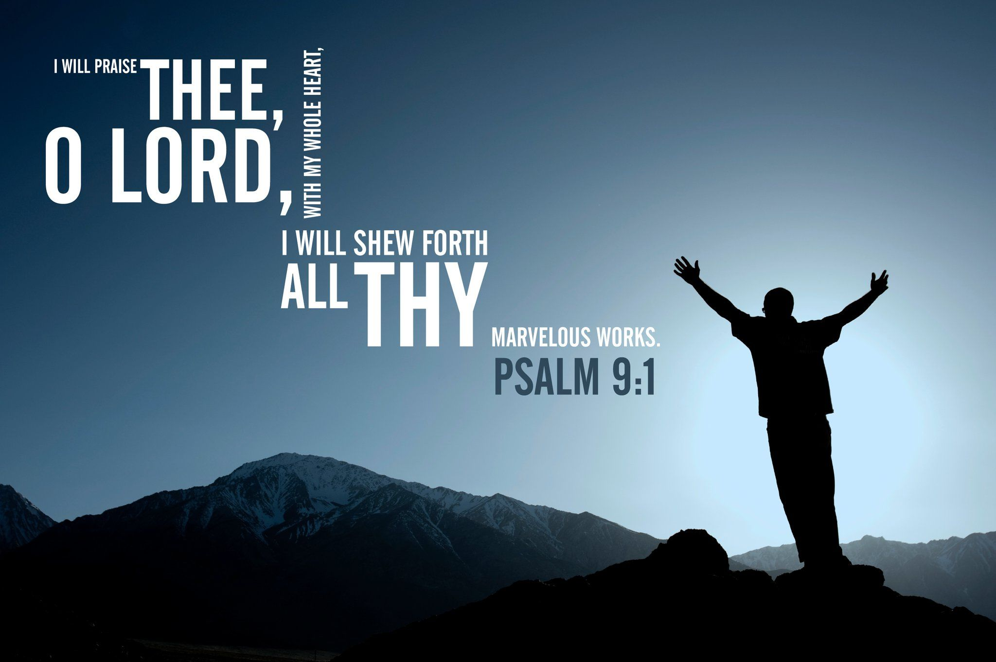 Christian Wallpaper With Scripture