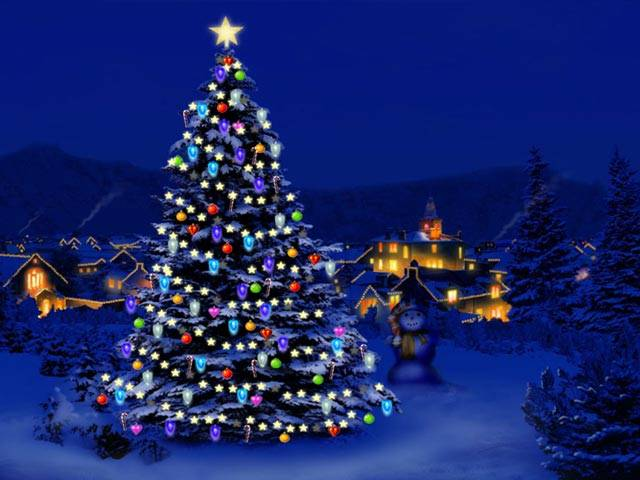 Christmas Animated Wallpaper Windows 7