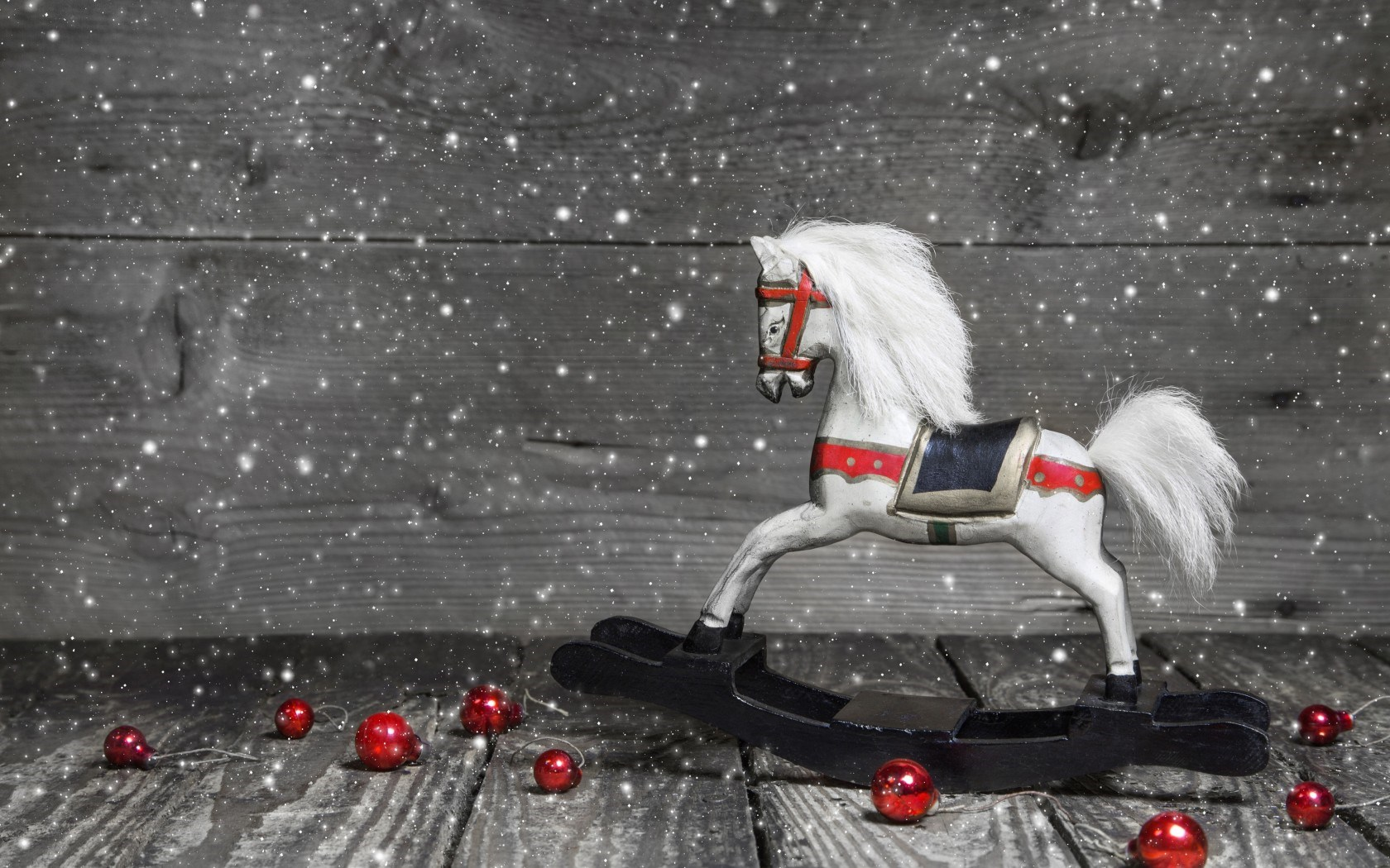 download christmas horse wallpaper free gallery