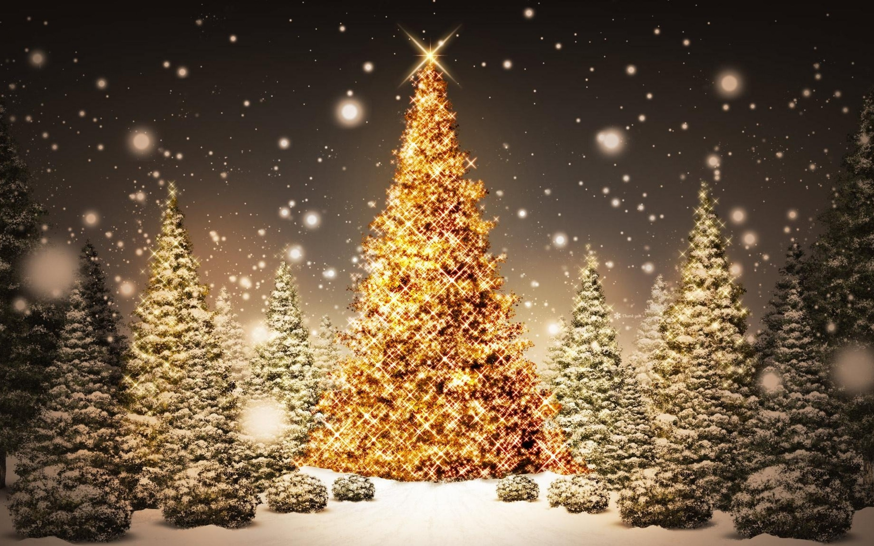 Christmas Screensavers And Wallpaper