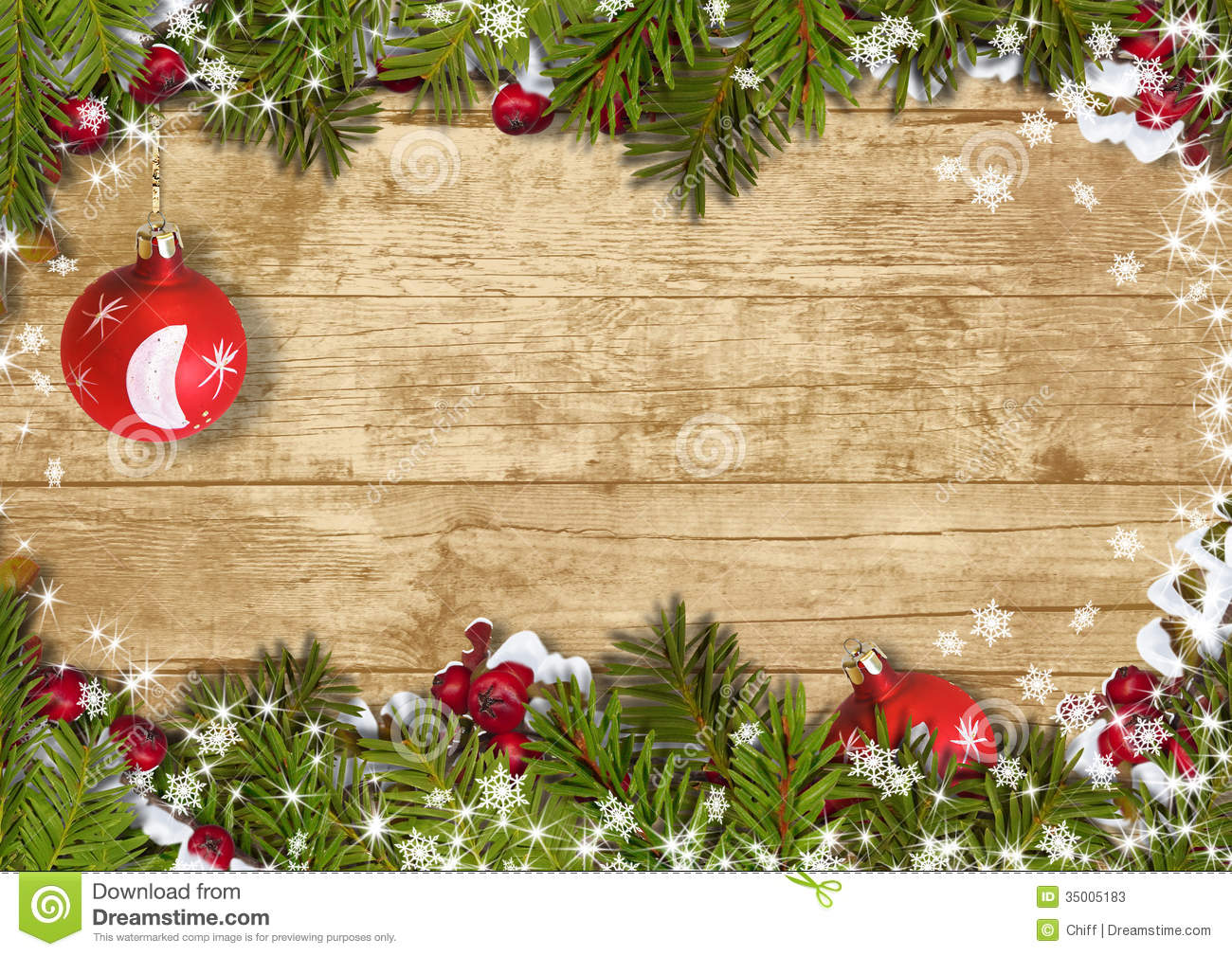Christmas Wallpaper Border