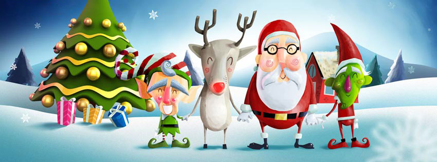 Christmas Wallpaper For Facebook