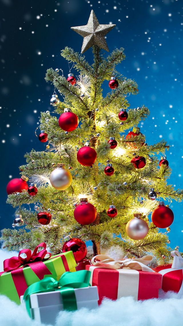Download Christmas Wallpaper For I Phone Gallery